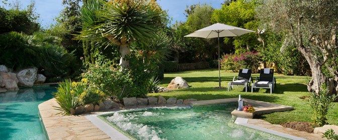 Dise o de jardines lujosos decorando mi espacio for Jardines lujosos